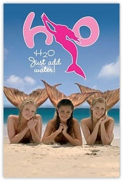 "Poster zur Serie ""H2O - Just add water"" bei Amazon"